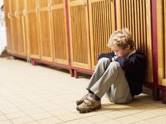 Illustration 1 Enfant victime de harcèlement scolaire