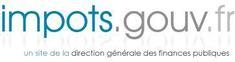 Logo site impots.gouv.fr