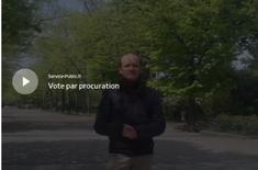 Vidéo vote par procuration